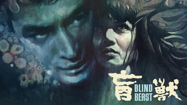 Blind Beast (Audio-commentary by Asian cinema scholar Earl Jackson)