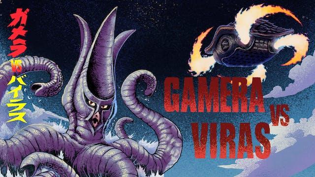 Gamera vs. Viras