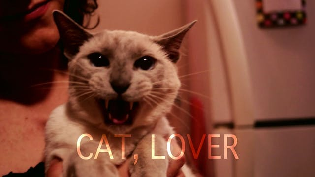 Cat, Lover (audio-commentary with Jus...