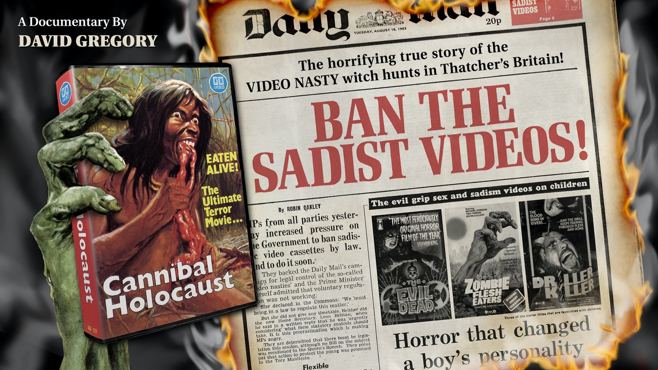 Ban the Sadist Videos