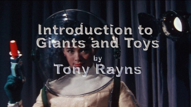 Introduction to Giants and Toys by Tony Rayns