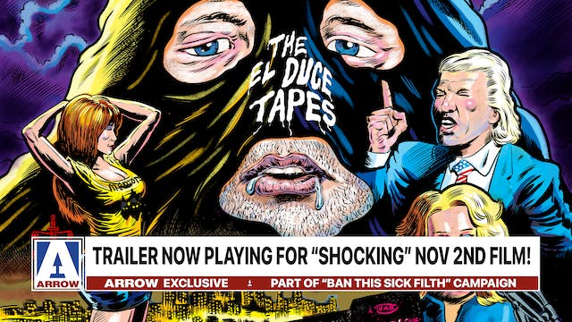 The El Duce Tapes - Trailer 1