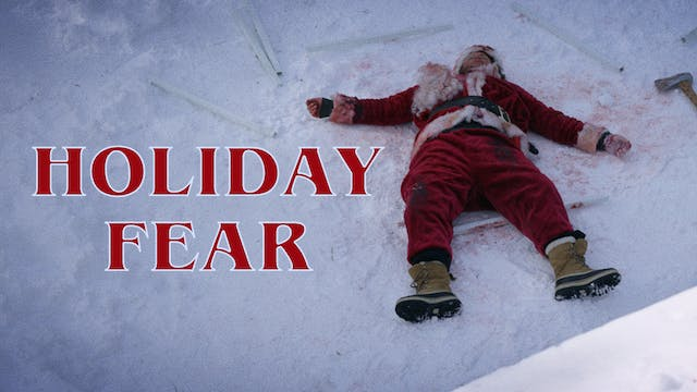 Q&A with the lead cast of Holiday Fear