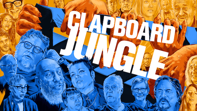 Clapboard Jungle (Audio-commentary with J. McConnell and members of the crew)