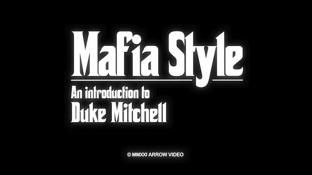 Mafia Style: An Introduction to Duke Mitchell