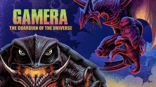 Gamera: Guardian of the Universe