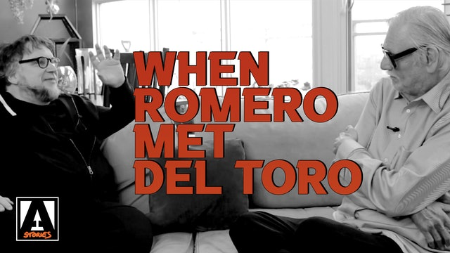 When Romero Met Del Toro