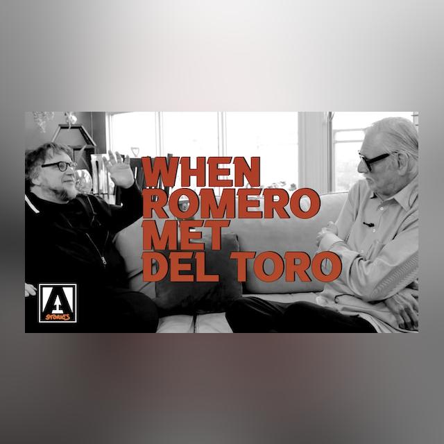 When Romero Met Del Toro