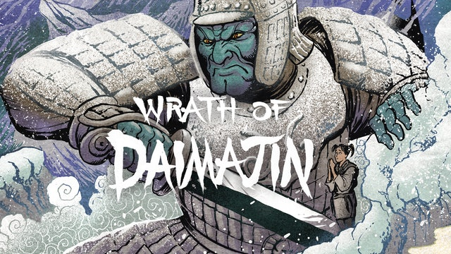 Wrath of Daimajin (English Dubbed)