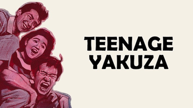 Teenage Yakuza