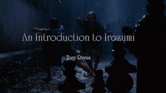 Introduction to Irezumi by Tony Rayns