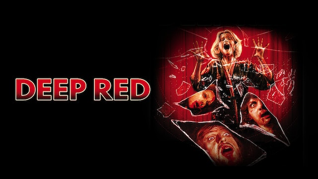 Deep Red - Audio commentary with Argento expert Thomas Rostock