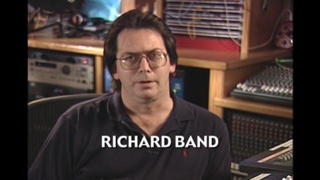 Composer Richard Band
