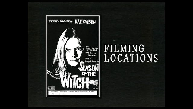 Filming Locations - Season of the Witch