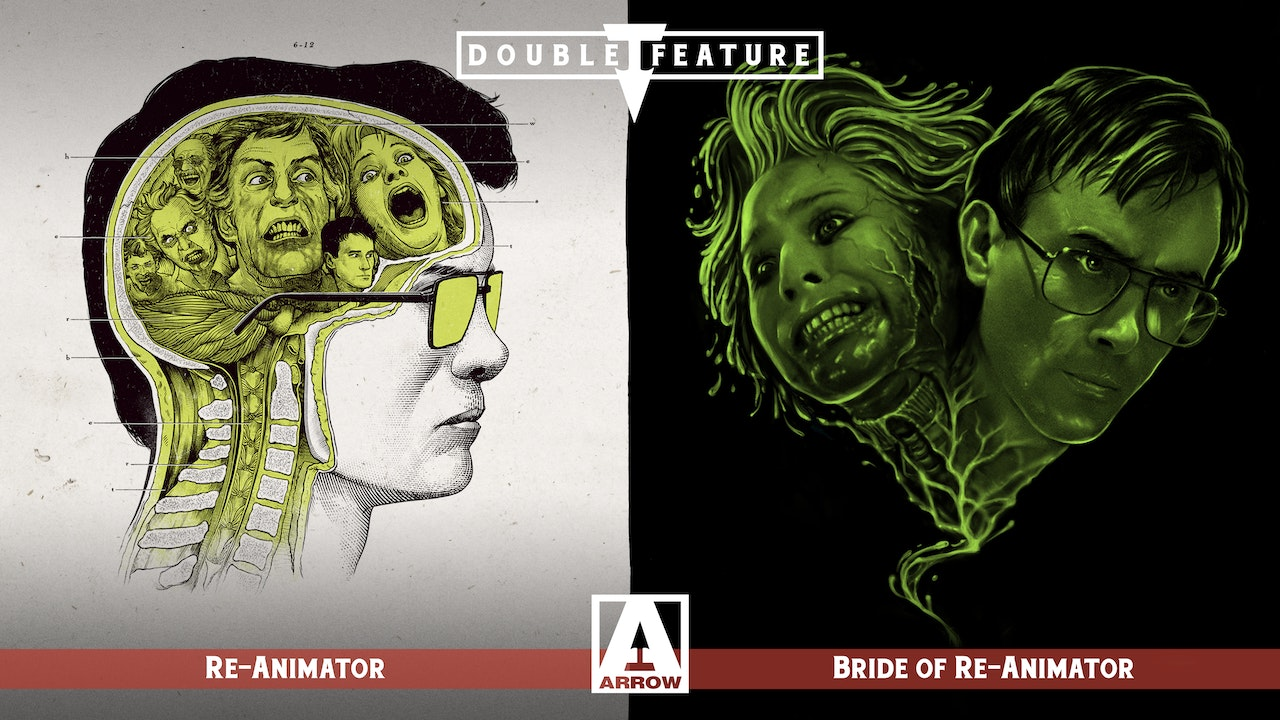 Double Feature - Double Dose