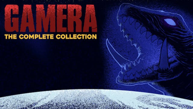 GAMERA - The Complete Collection Trailer