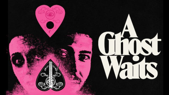 A Ghost Waits (Audio Commentary with ...