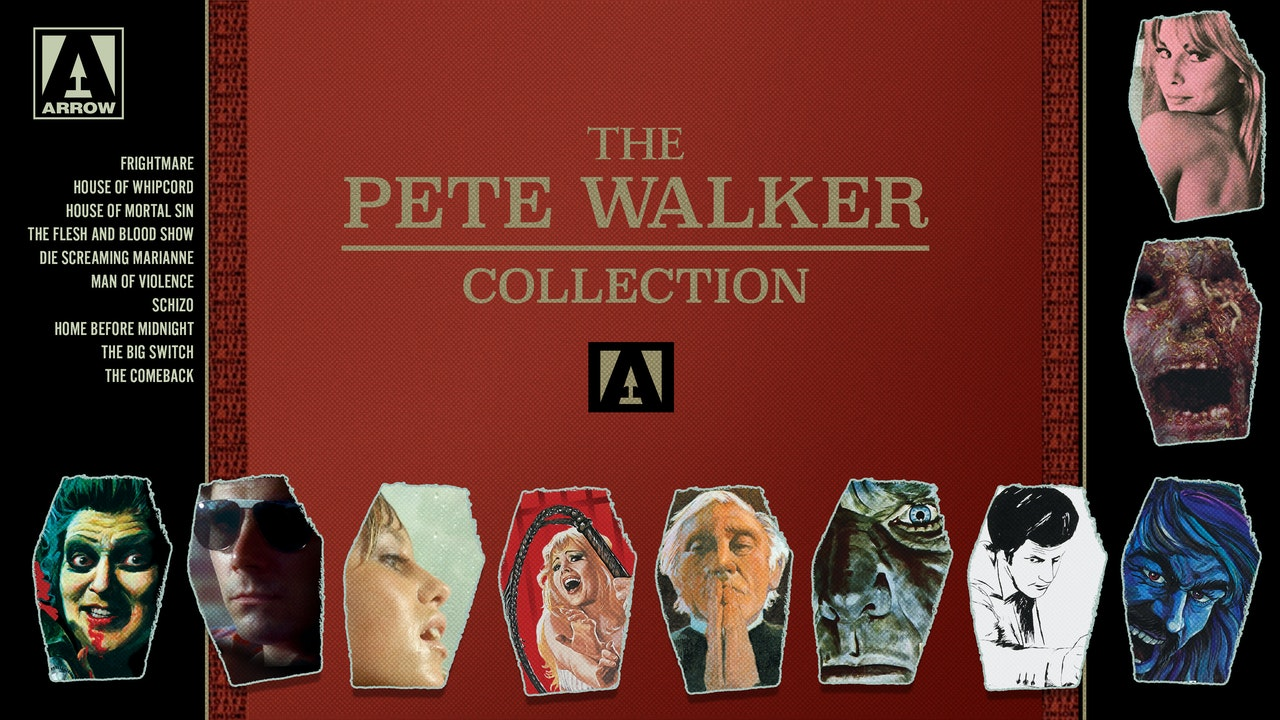The Pete Walker Collection