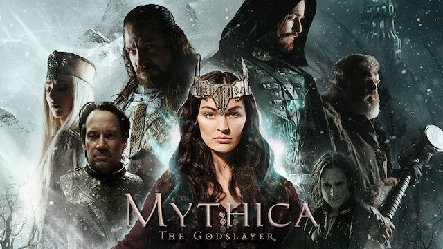 Mythica 5: The Godslayer (DELUXE PACKAGE)