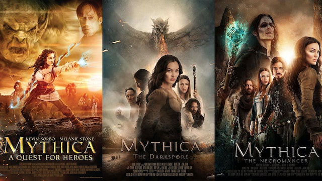 Mythica Triple Pack