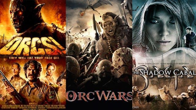 Orcs Triple Pack