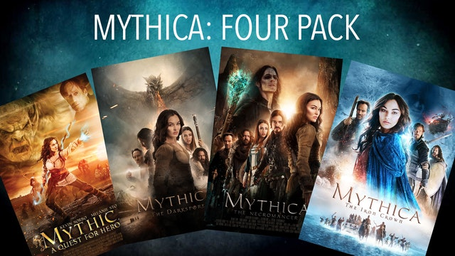 Mythica Four Pack