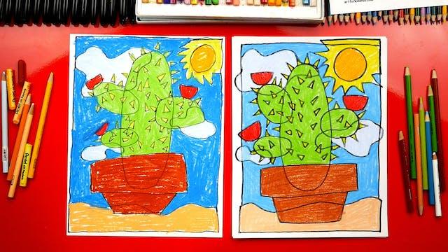Elements Of Art - Lesson 2 - Shapes