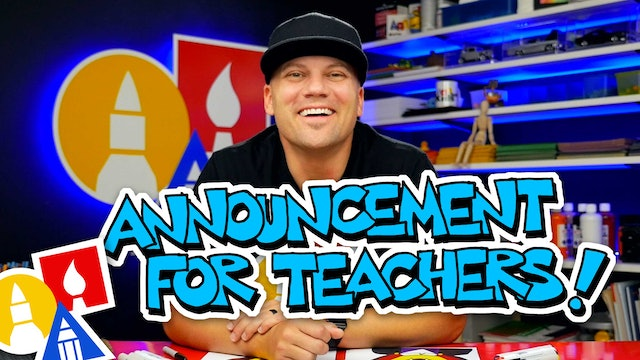 Exciting App Announcement For Teachers
