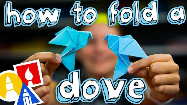 How To Fold An Origami Dove - Member