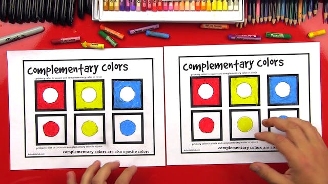 Elements Of Art - Lesson 4 - The Colo...