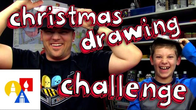 Christmas Drawing Challenge