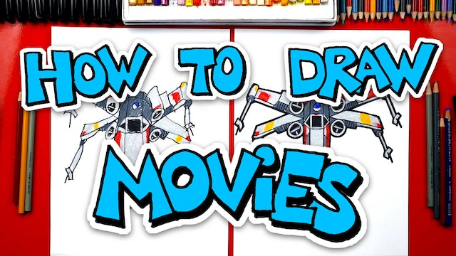 How To Draw Movie Stuff