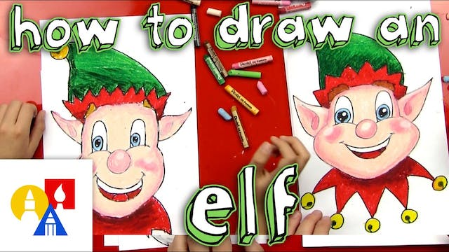 How To Draw An Elf Face