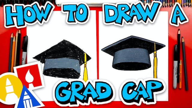 How To Draw A Graduation Cap
