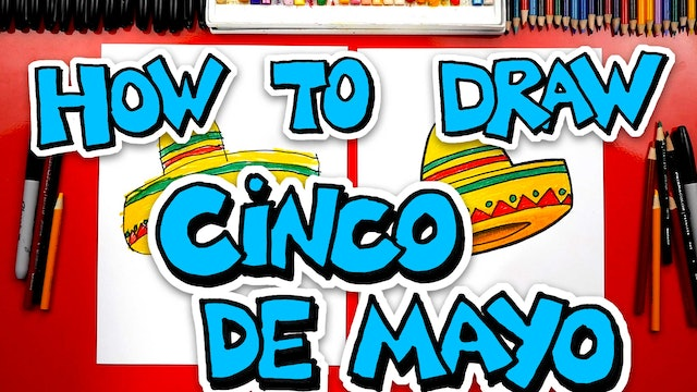 How To Draw Cinco de Mayo