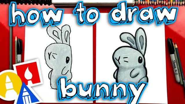 How To Draw A Bunny From Sherlock Gnomes
