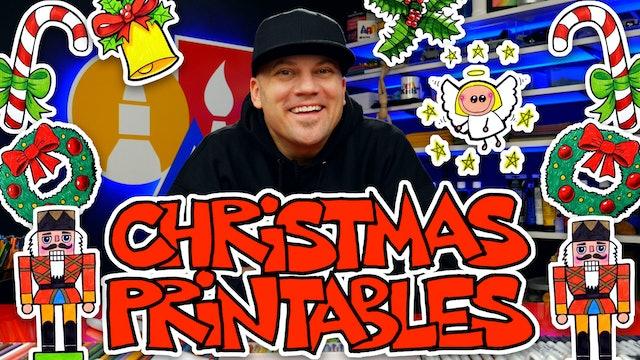 Christmas Printables - Download Library