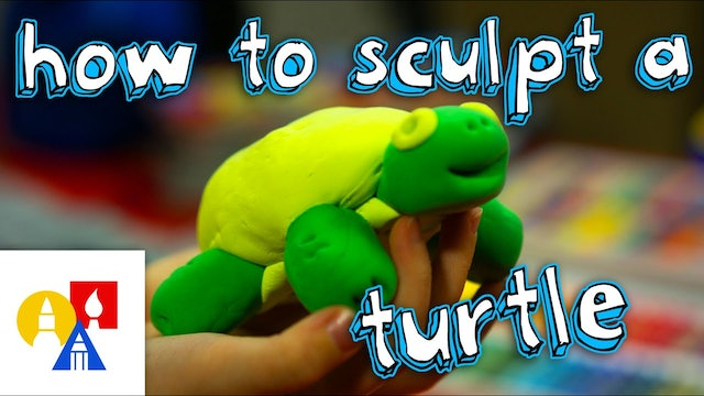 How To Make A Pinch Pot Turtle
