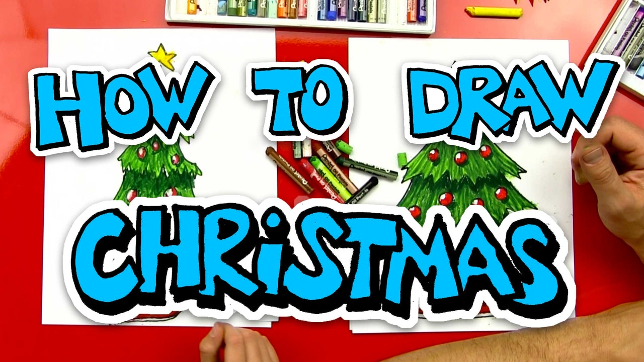 How To Draw Christmas