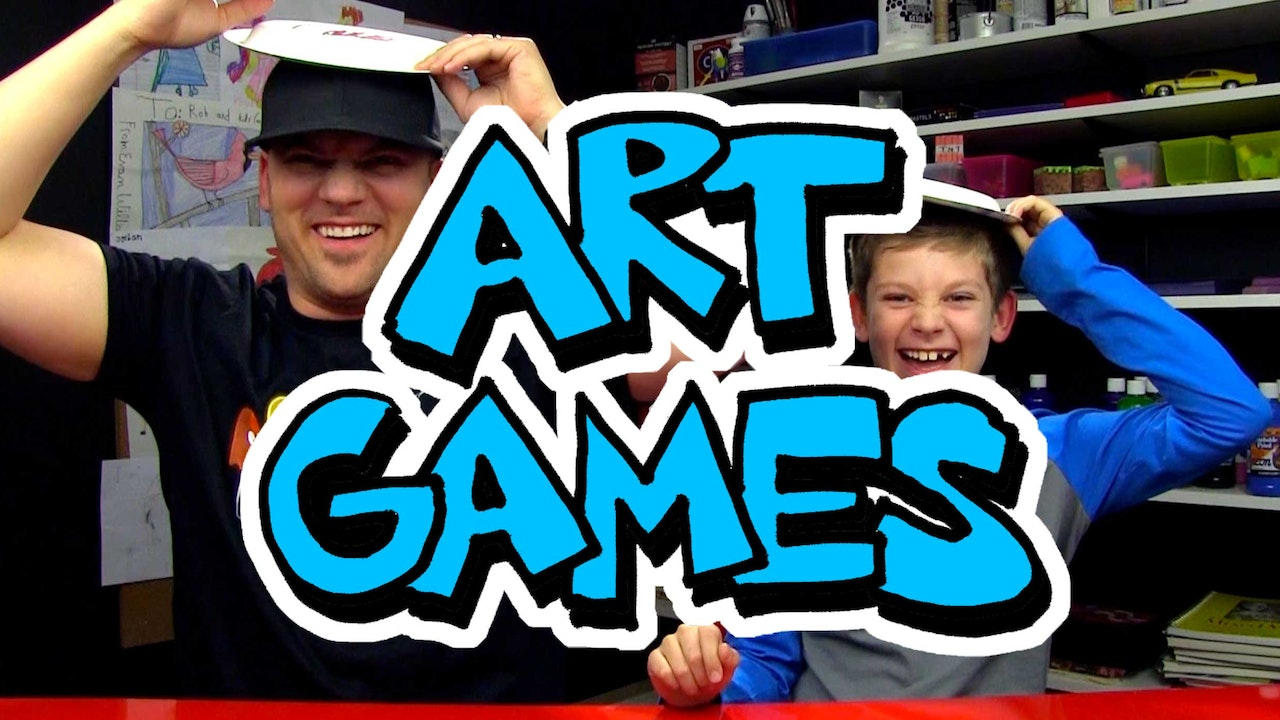 Art Games And Challenges
