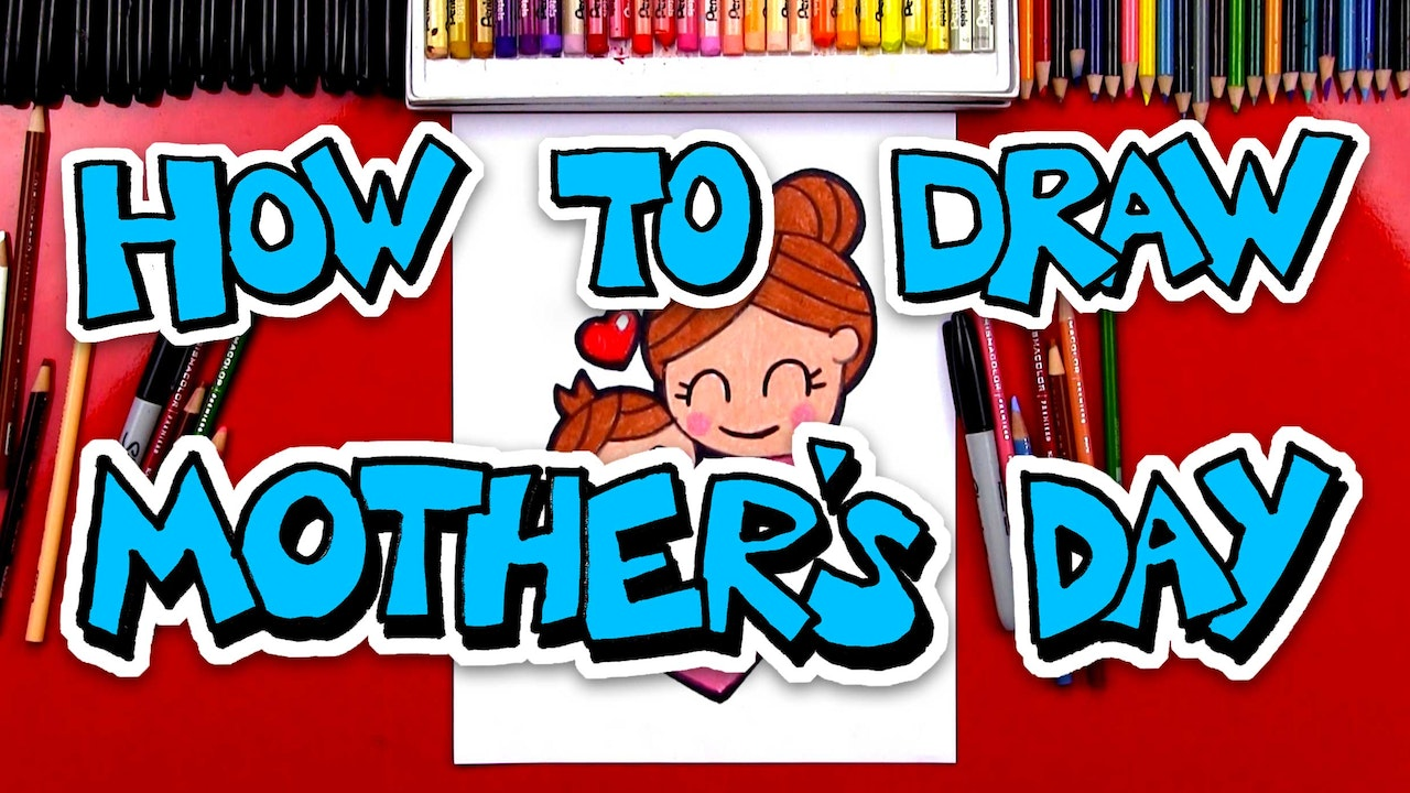 How To Draw Mother's Day