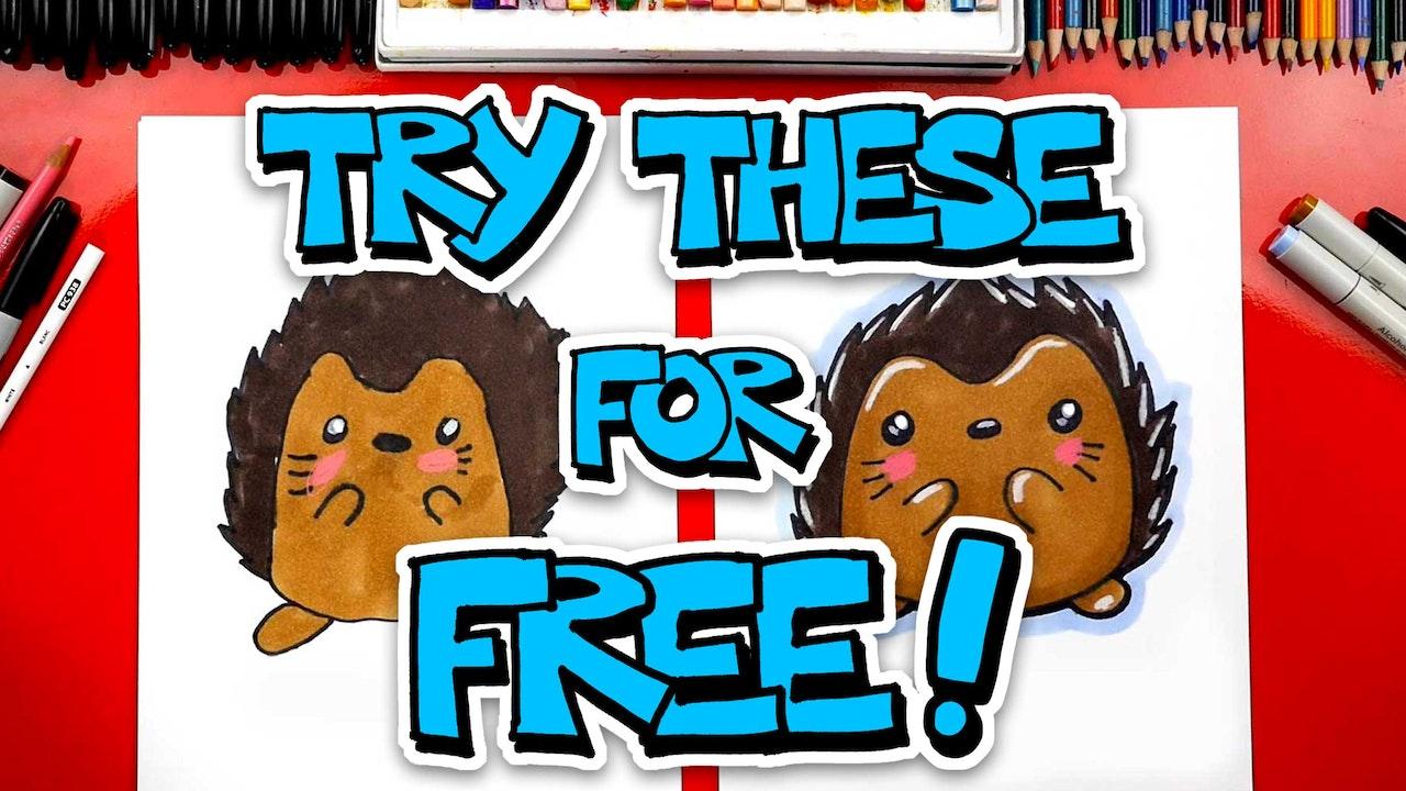 Art For Kids Hub *FREE TRIAL*