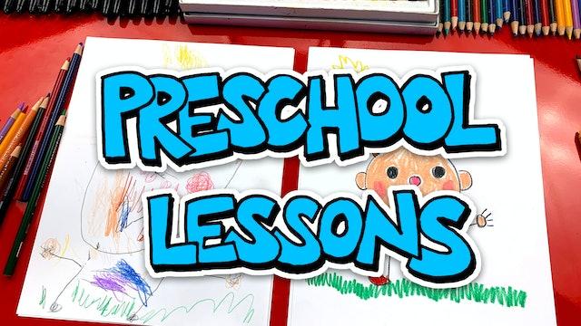 Preschool Art Lessons