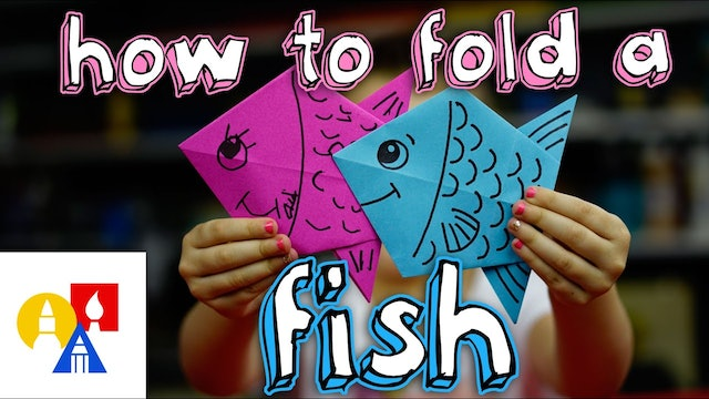 How To Fold A Fish