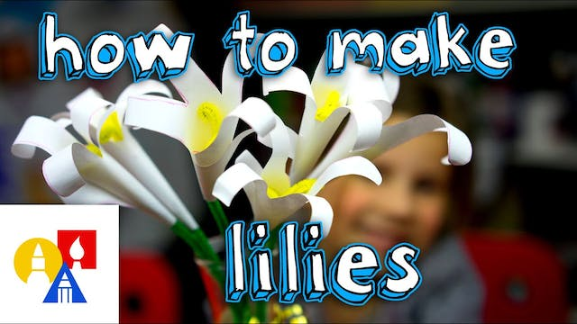 How To Make Lilies