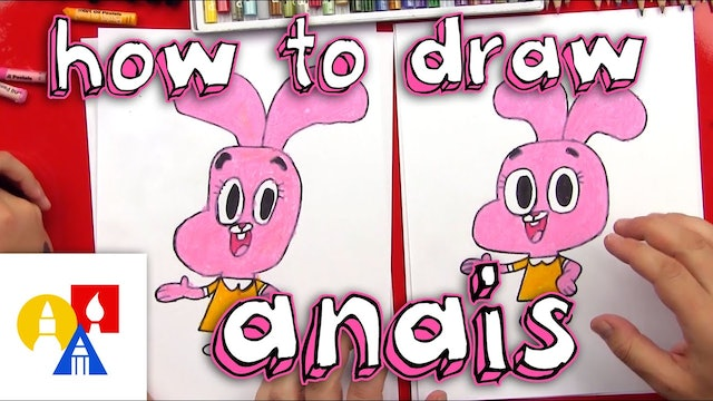 How To Draw Anais Watterson