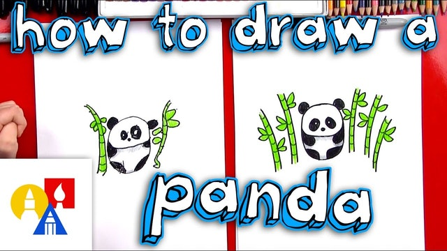Member - How To Draw A Cartoon Panda