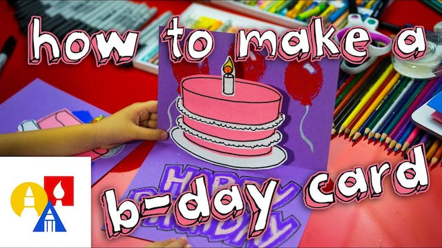 How To Make A Pop-Up Birthday Card