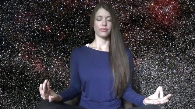 MER KA BA MEDITATION with Stunning Ef...