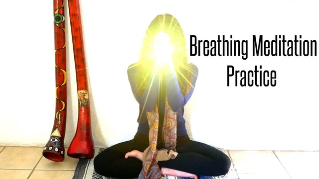 Breathing Meditation Practice - Alternate Nostril Breathing - Kriya Yoga